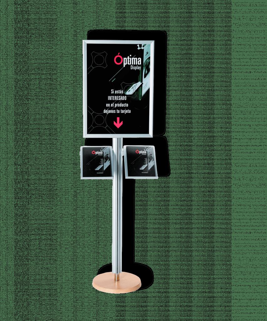 porta-cartel-500x700-mas-portafolletos-2-unidades-lateral-mastil-redondo